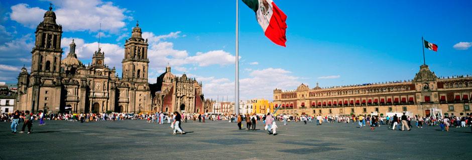 Tours en mexico - Banera de viaje ...