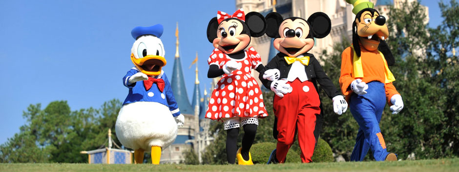 Tour en Disney World con Hoteles Disney All Star