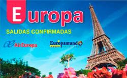 Tours en Europa con Salidas Confirmadas desde Lima