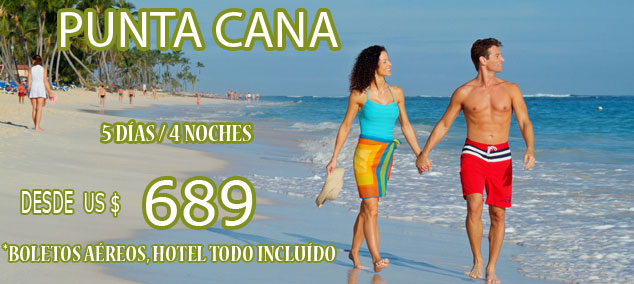 Tour Punta Cana todo incluido