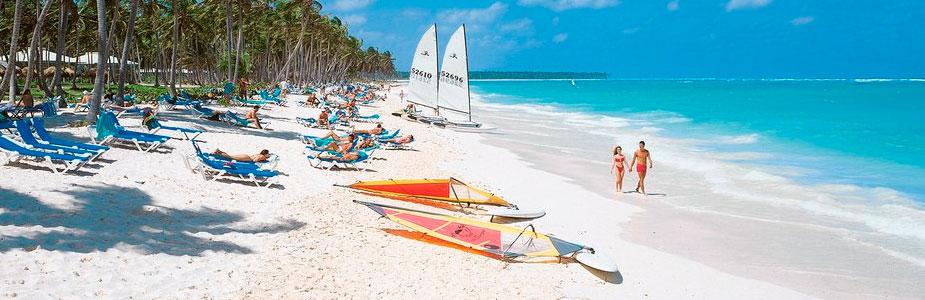 Ranking de aerolíneas más baratas en la ruta Madrid - Punta Cana