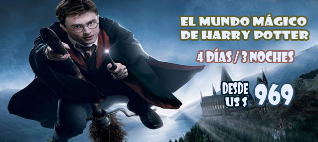 El Mundo Mgico de Harry Potter