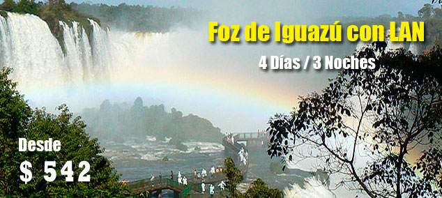 Foz de Iguaz
