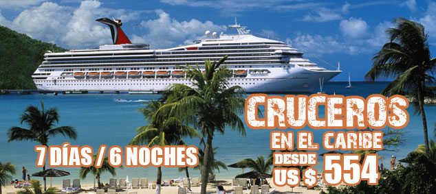 Crucero por el Caribe