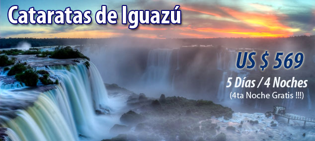 Tour Cataratas de Iguaz�