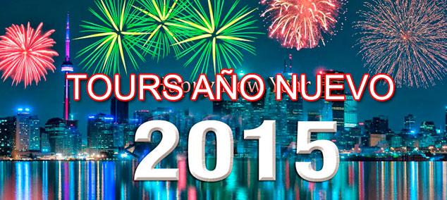 Tour A�o Nuevo 2015