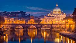 El Vaticano, Roma - Italia
